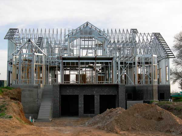 Paso a Paso Steel Framing